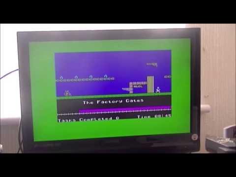 Load Spectrum Games Via IOS App Speccy Tape!