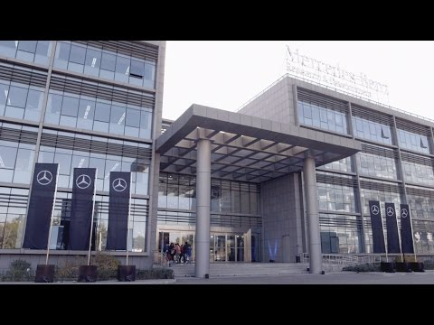 The new Product Engineering Center Beijing - Mercedes-Benz original