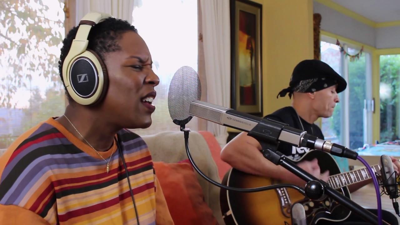 Liv Warfield & Ryan Waters •Black Bird • Peace House Sessions