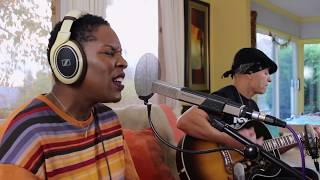 Liv Warfield & Ryan Waters • Black Bird • Peace House Sessions