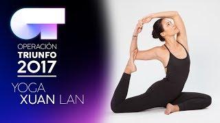 Primera clase de Yoga con Xuan Lan