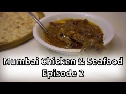 South Mumbai non veg food Episode 2 | Fort to Dadar