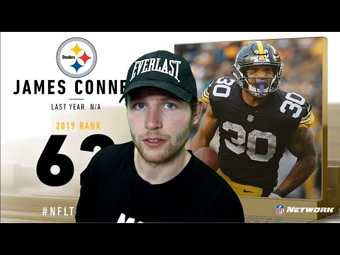 Rugby Player Reacts to JAMES CONNER (RB, Steelers) #62 The NFL's Top 100 Players of 2019! from YouTube · Duration:  10 minutes 2 seconds