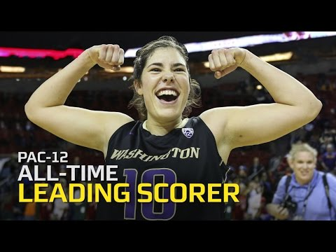 Highlight: Relive all 44 of Kelsey Plum