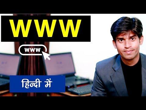 What Is WWW World Wide Web ? हिंदी में समझिये आसान तरीका से