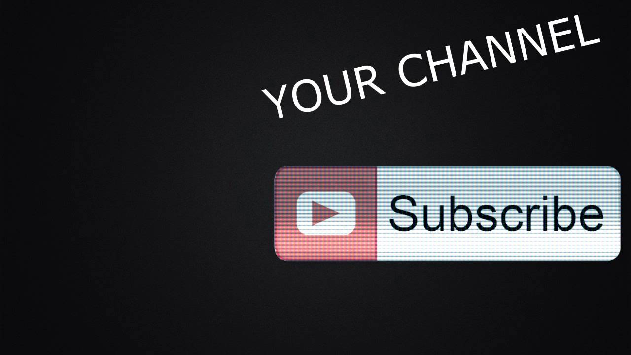 Simple Outro Endscreen Template Link For Download On Mediafire For Free YouTube