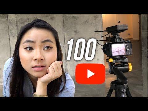 100 YOUTUBE VIDEO IDEAS