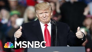 Michael Beschloss Fact Checks Donald Trump's Story On Lincoln And Grant | The 11th Hour | MSNBC