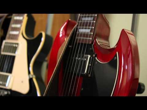Heavy Guitar Backing Track in C Minor 142 bpm
