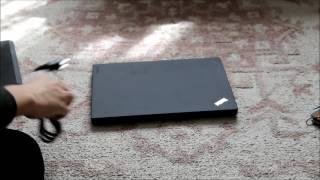 Lenovo ThinkPad X270 Unboxing