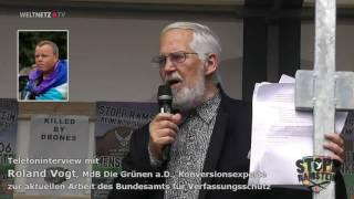 Roland Vogt: