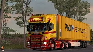 Ets2 1 28 PDT Scania R Streamline RJL Scania