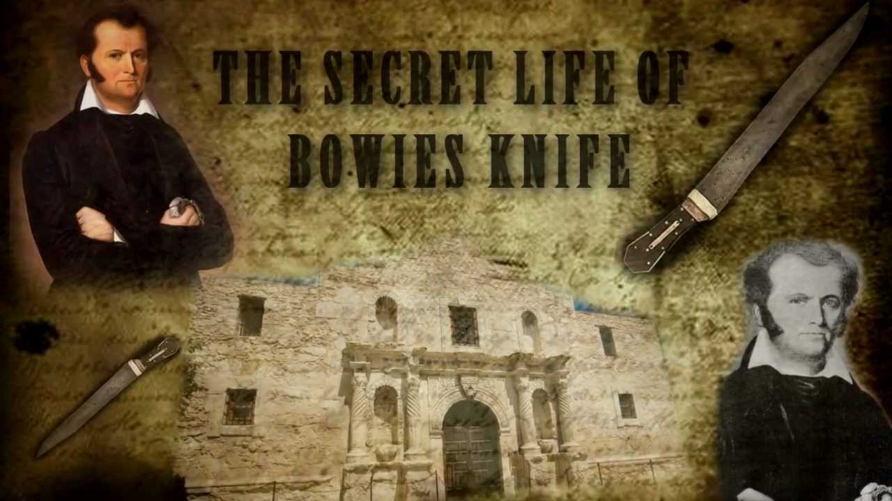 The Secret Life of Bowie's Knife