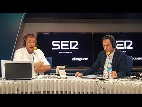El Larguero EN VIVO: Entrevistas con Reguilón y Velasco Carballo [22/05/2019]