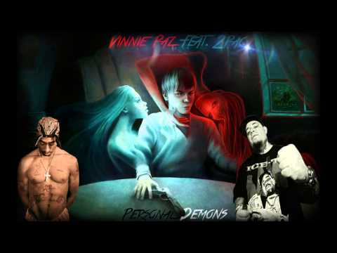 Vinnie Paz - Personal Demons ( Feat. 2Pac ) 'New2013' ( DJThugMind )