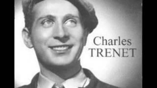 La Mer Beyond the Sea Singer writer Charles Trenet