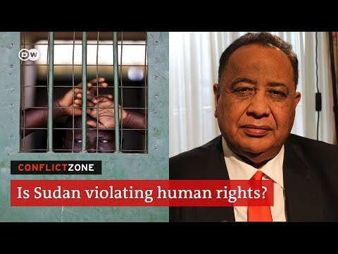 Sudan's Foreign Minister Ibrahim Ghandour: 'I can tell you that there is no torture' | DW English