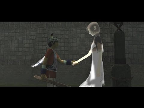 ICO PS3 All Cutscenes HD