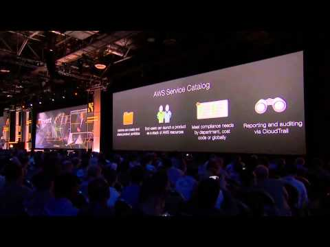 AWS re:Invent 2014 | Announcing AWS Service Catalog