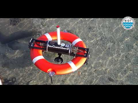 Robo Coastal Observer -  NIOT