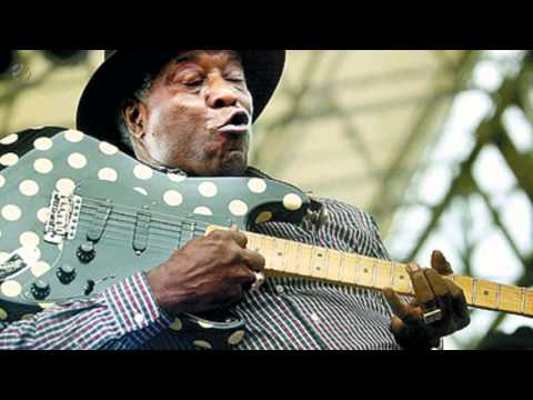 Stone Crazy - Buddy Guy [HQ Audio]