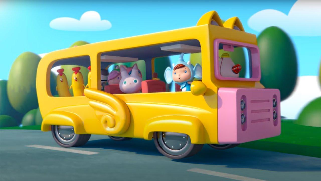 Animal Kids (Title Animation)