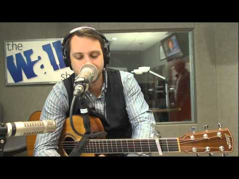 Brandon Heath live on The Wally Show