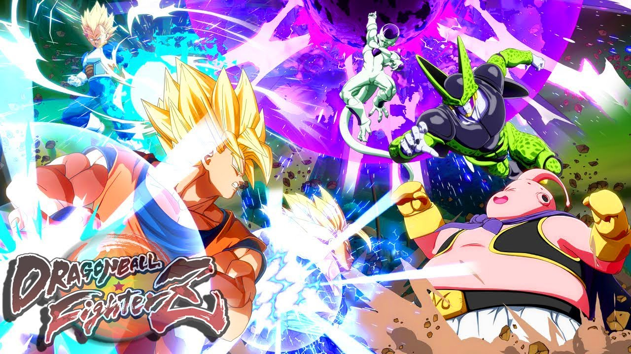 Image result for dragon ball fighterz 3v3