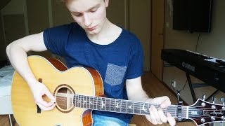 Ed Sheeran - Give Me Love - Guitar Cover (Music) | Mattias Krantz