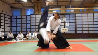 Shizen Juku Aikido Practice