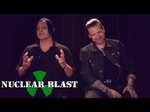 BLACK STAR RIDERS - Robert and Ricky on the imagery used for the album (OFFICIAL TRAILER)