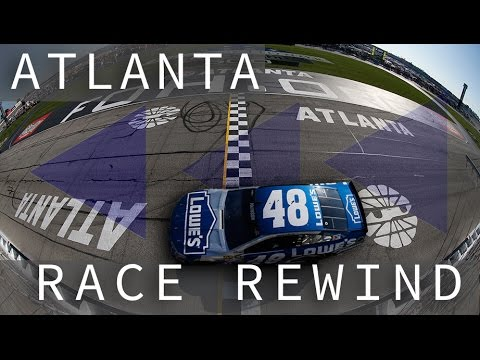 Race Rewind: Atlanta