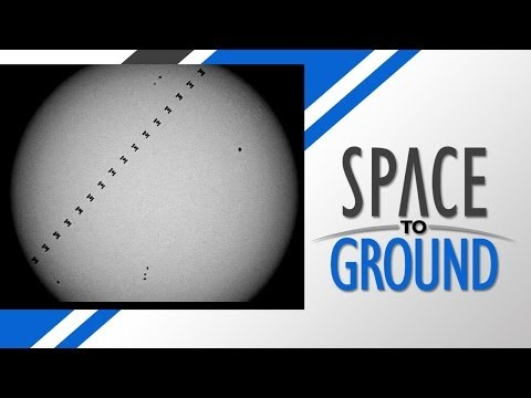 Space to Ground - 5/09/2014