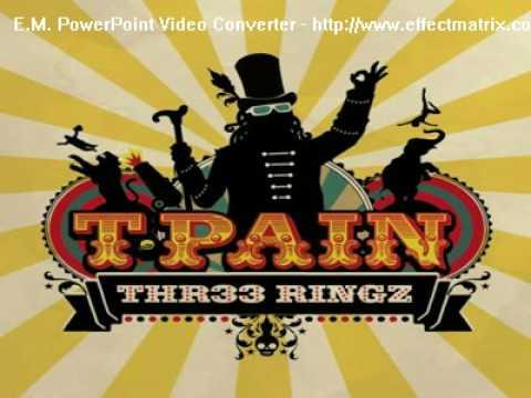 T-Pain - Phantom WITH LYRICS!!!!