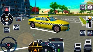 Taxi Simulator 2019 (Taxi Driver 3D Game by Speed Rush Studio) Android Gameplay Trailer