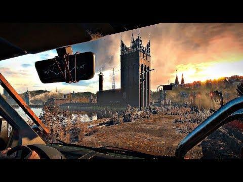 DYING LIGHT 2 - Gameplay Walkthrough Open World Demo 4k 60FPS