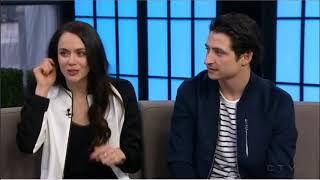Tessa and Scott Interview (Morning TV 03/09/2018)