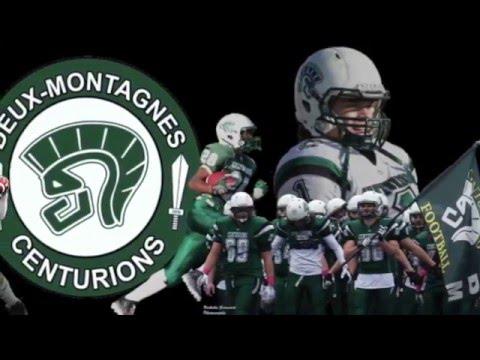 Vidéo promotionnel Centurions Polyvalente Deux-Montagnes