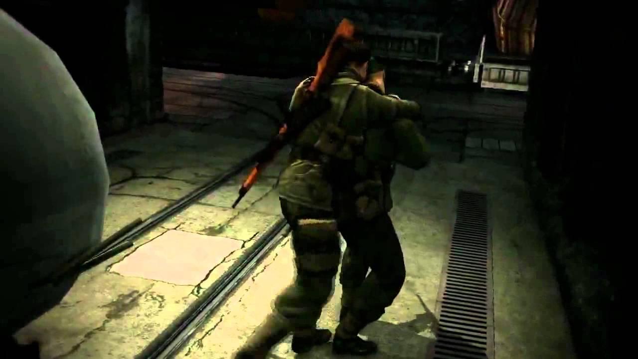 sniper elite v2 skidrow free download