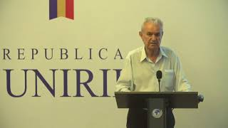 """""""Republica Unirii"""" discurs Andrei Strambeanu"""