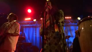 Twinkle Brothers - Since I Throw The Comb Away @ New Morning Live 2015