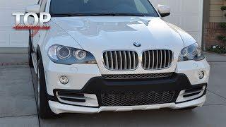видео Комплект оптики X5 M | Дооснащение BMW (БМВ)