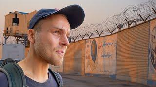 AT THE IRAQ - IRAN BORDER 🇮🇶 (Don't Feel Safe)
