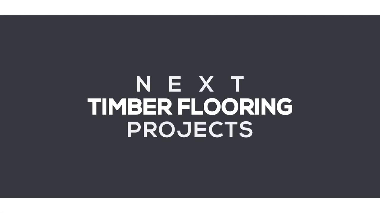 Tasmanian Oak flooring restorations