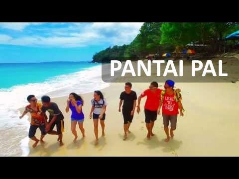 Visit Indonesia - Pantai Pal Manado Sulawesi Utara