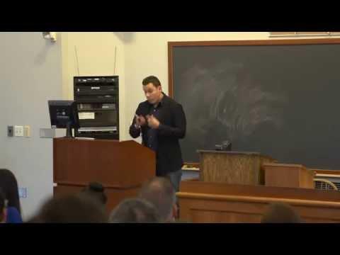Penny Stocks Expert Speech at Harvard University