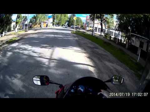 Honda CBR600 Шахунья