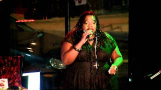 Remember Love on Christmas Day - Thornetta Davis live @ UDetroit Media Cafe