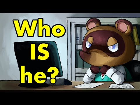 The TRUTH About Animal Crossing's Tom Nook