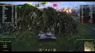 Танк Cromwell  Стиль крадущейся кошки, подождал и нагнул. Танковая баталия он-лайн..